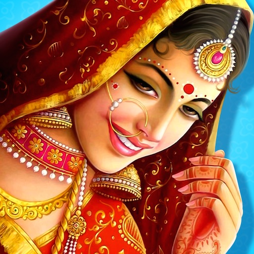 Indian Bride Fashion Doll Spa